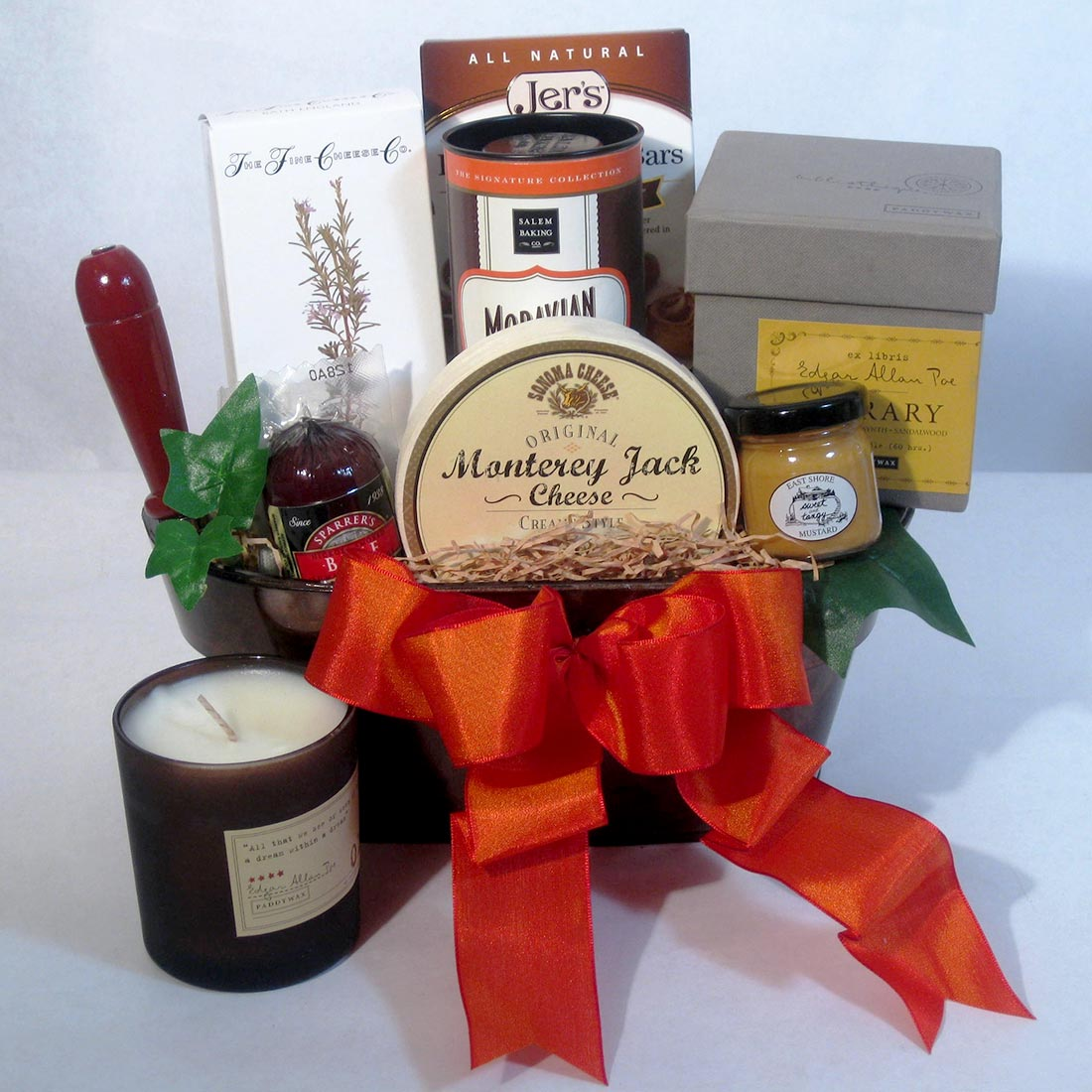 A class act gift basket the last crumb gift baskets a class act gift basket 75 negle Gallery