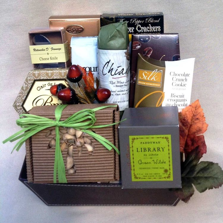 Main Man gift basket
